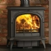 Stovax Huntingdon 40 Clear Door Multi Fuel Stove