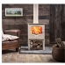 Charnwood Bembridge Country Living Wood Burning Store Stand Stove