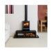 Stovax View 3 Stove Riva Bench