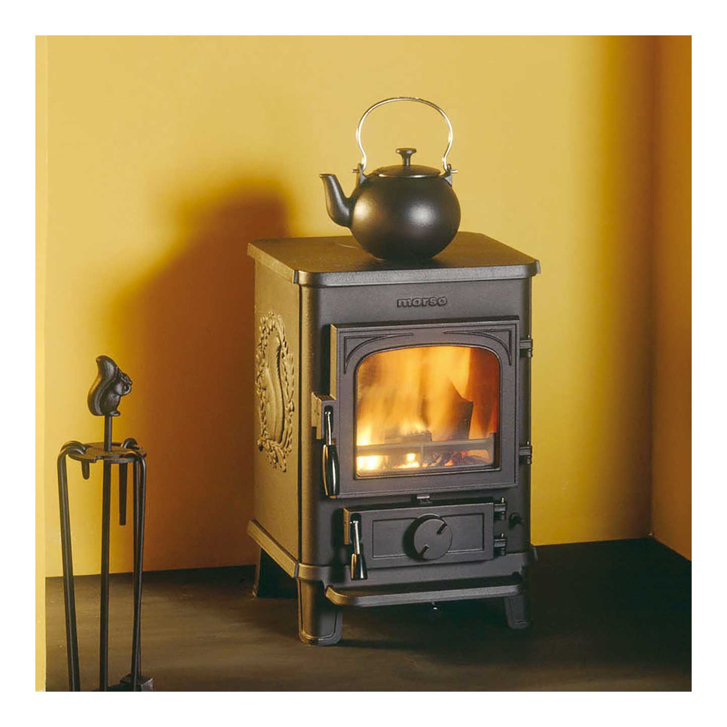 morso 1430 1435 cleanheat squirrel multi fuel stove the stove site approved dealers. Black Bedroom Furniture Sets. Home Design Ideas