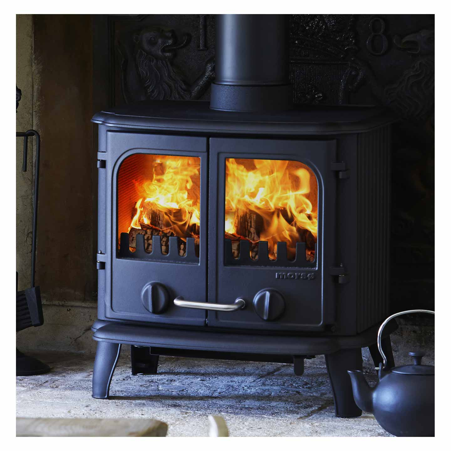 Morso 2110 Panther Multi Fuel Stove The Stove Site