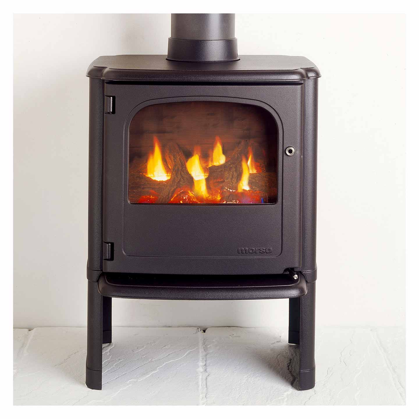morso 3440 owl convector multi fuel stove the stove site approved dealers. Black Bedroom Furniture Sets. Home Design Ideas