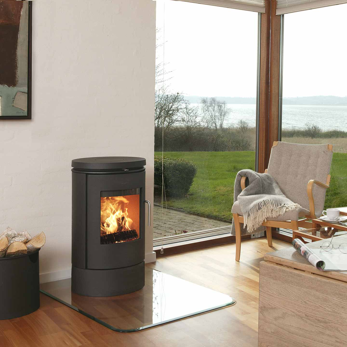 Morso 6140 Wood Burning Stove The Stove Site Approved