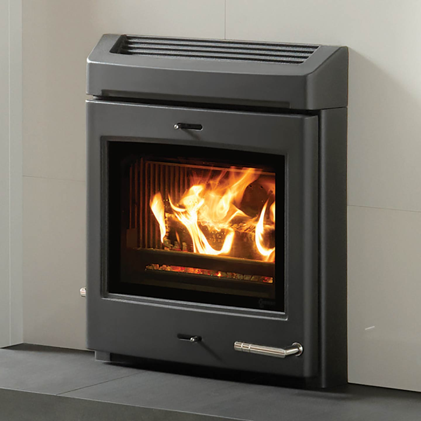 Yeoman Cl Milner Inset Multi Fuel Stove The Stove Site