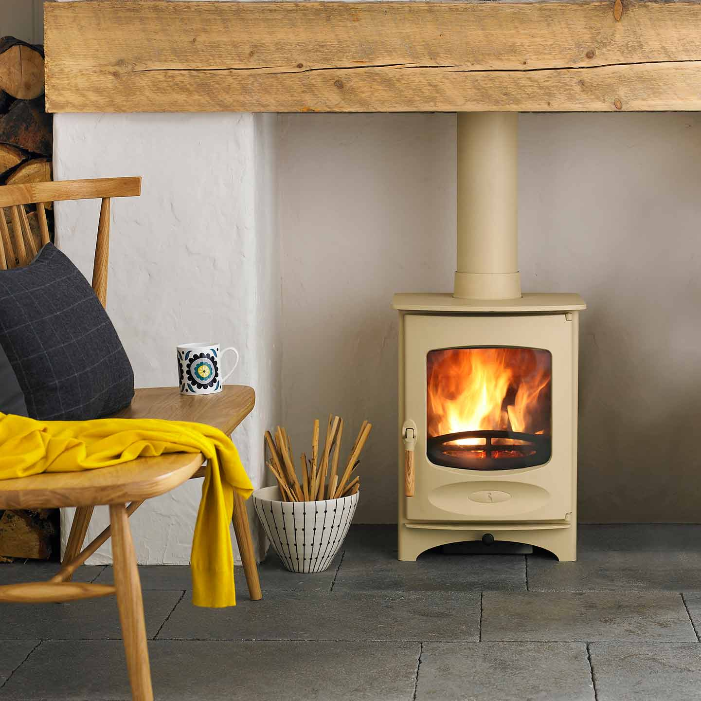 charnwood c four wood burning stove the stove site approved dealer. Black Bedroom Furniture Sets. Home Design Ideas