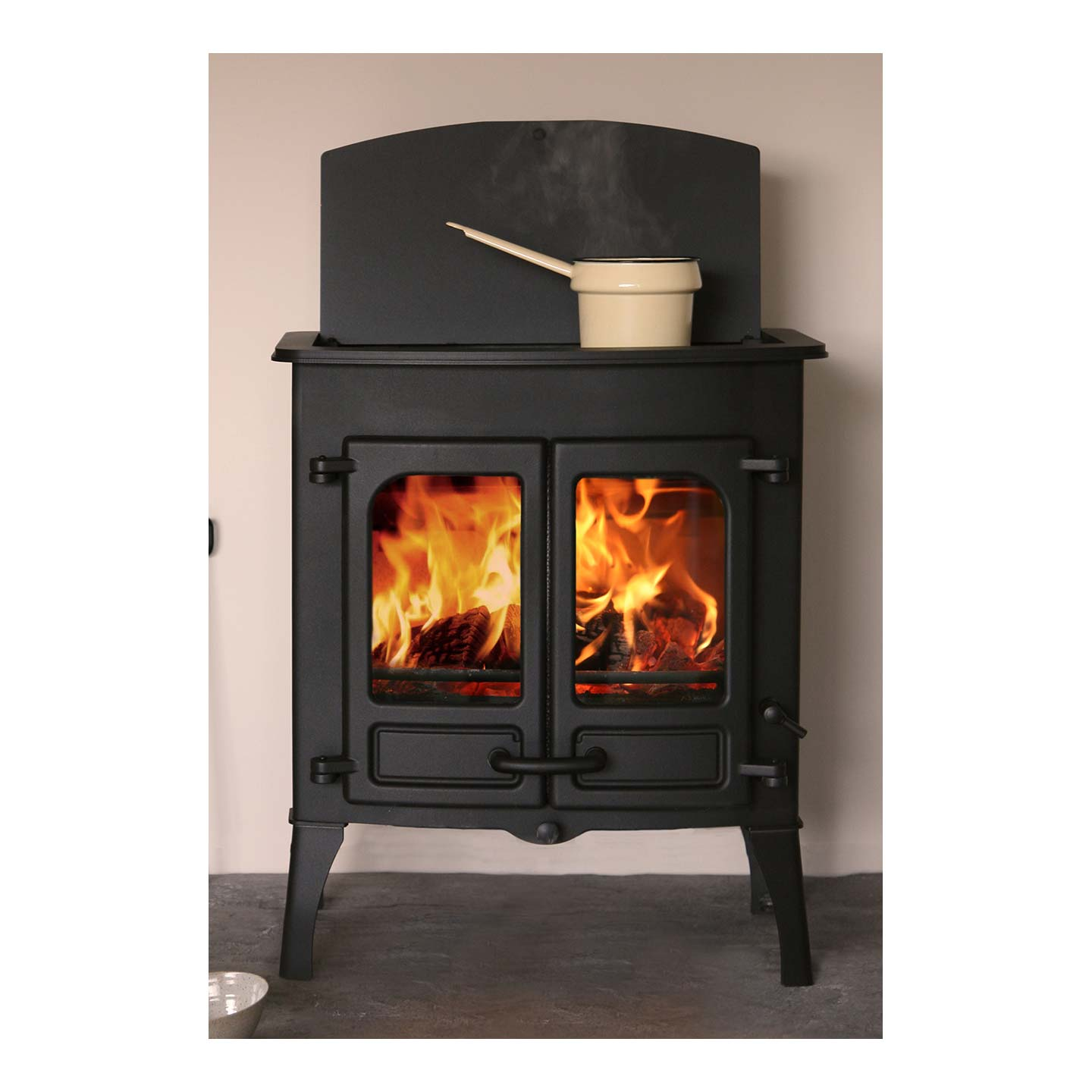 Charnwood Island 2 Ct Multi Fuel Stove The Stove Site