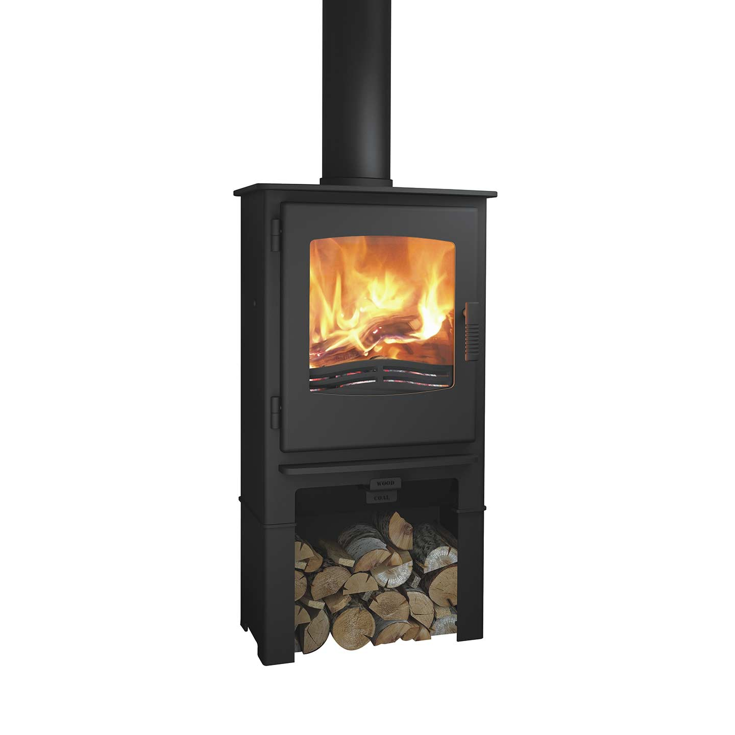 Broseley Desire 5 Se Log Store Multi Fuel Stove The