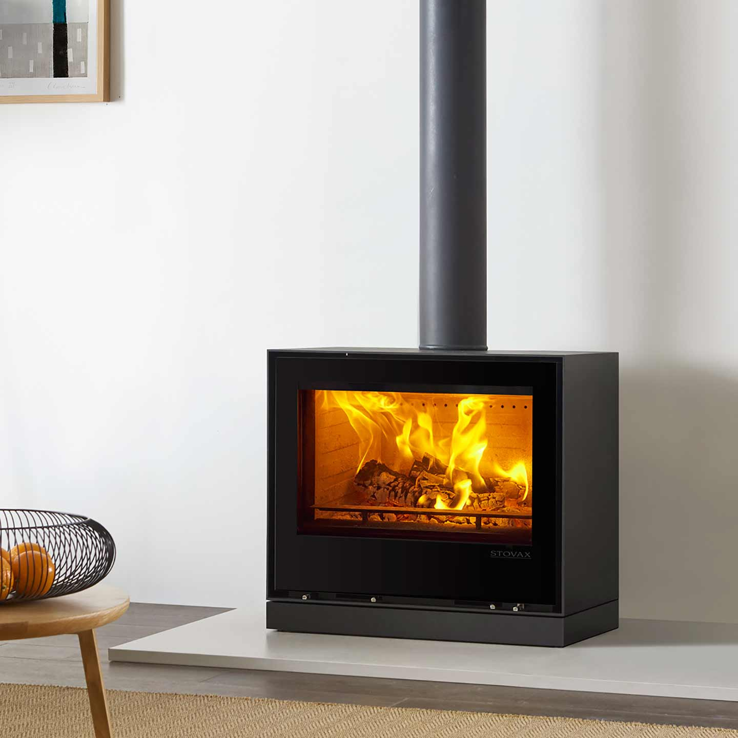 Stovax Elise 680 Glass Wood Burning Stove The Stove Site