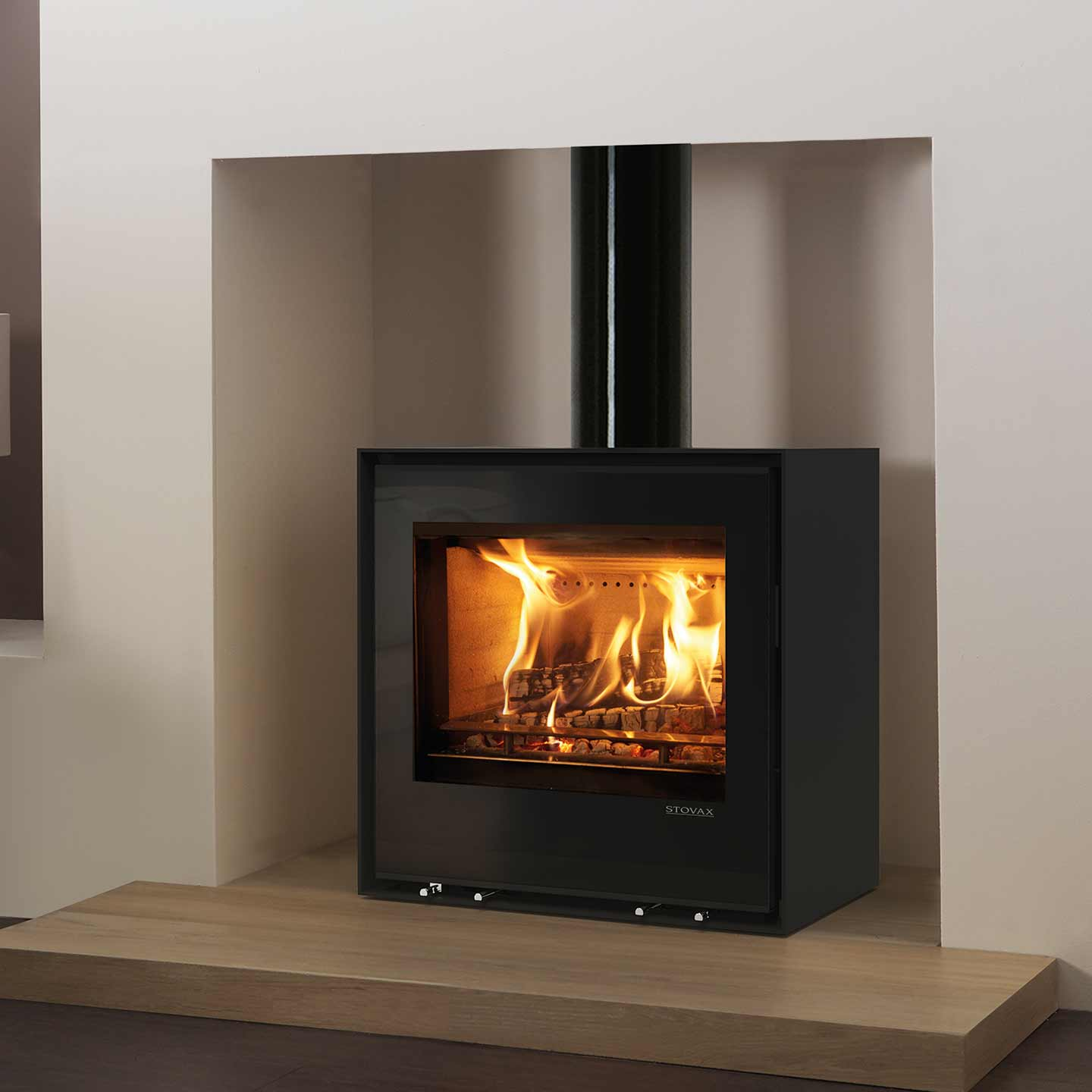 Stovax Elise 540 Glass Wood Burning Stove The Stove Site