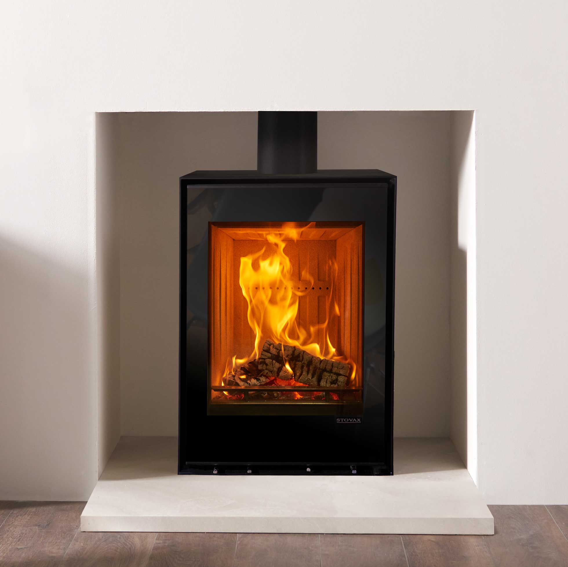Stovax Elise 540t Glass Multi Fuel Stove The Stove Site