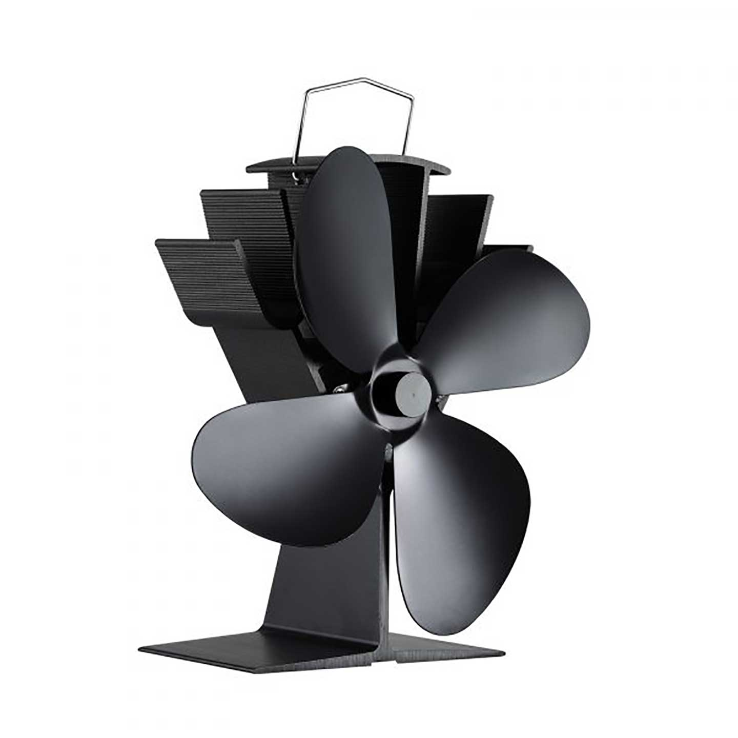 Heat Powered Stove Fan The Stove Site