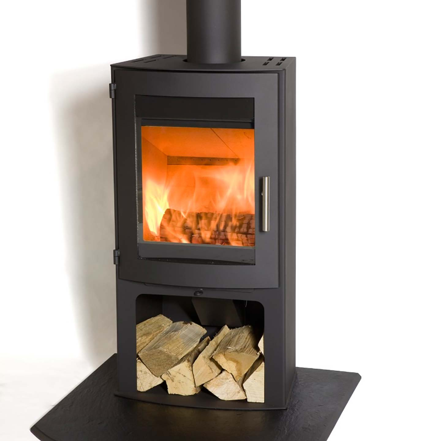 Westfire Uniq 18 Wood Burning Stove The Stove Site