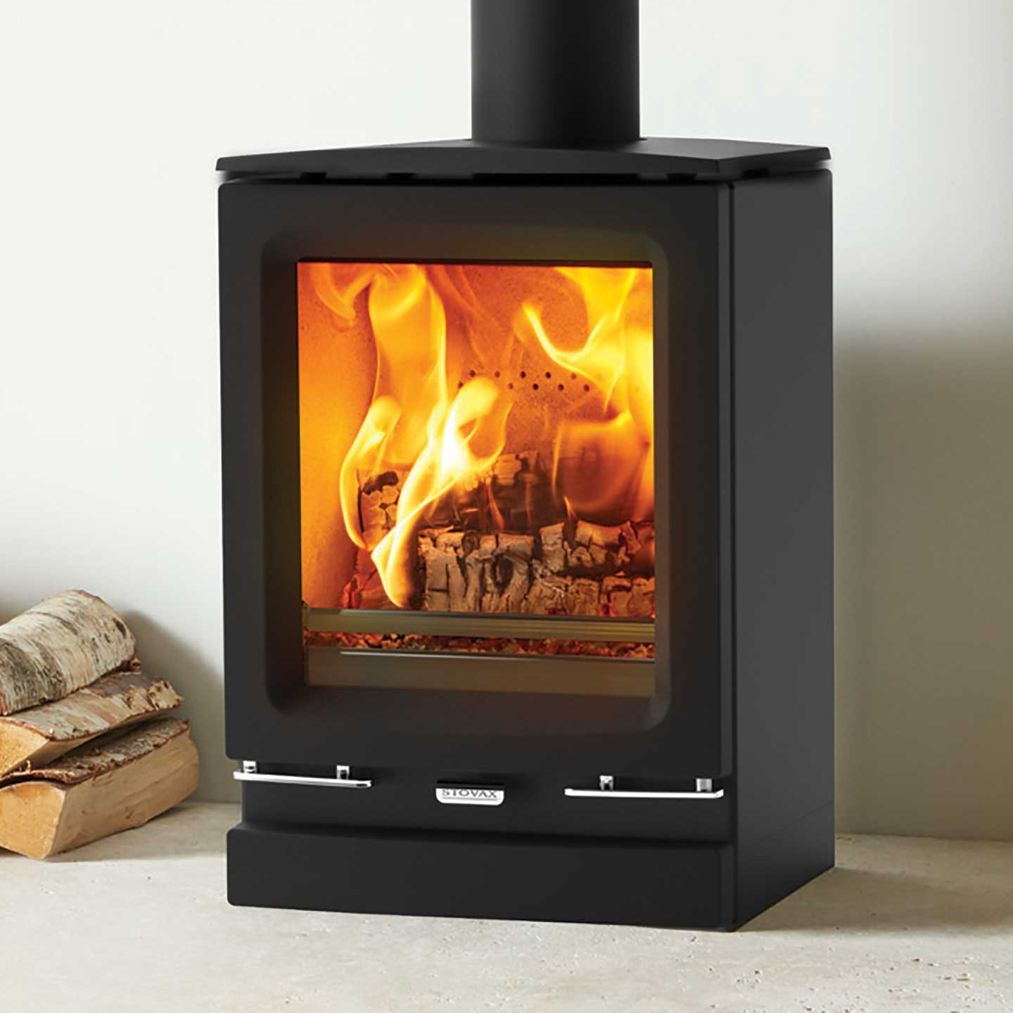 Stovax Vogue Small Wood Burning Stove The Stove Site