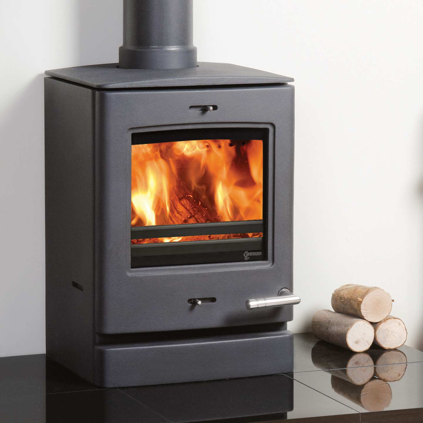 Yeoman Cl3 Multi Fuel Amp Wood Burning Stove Approved Dealer