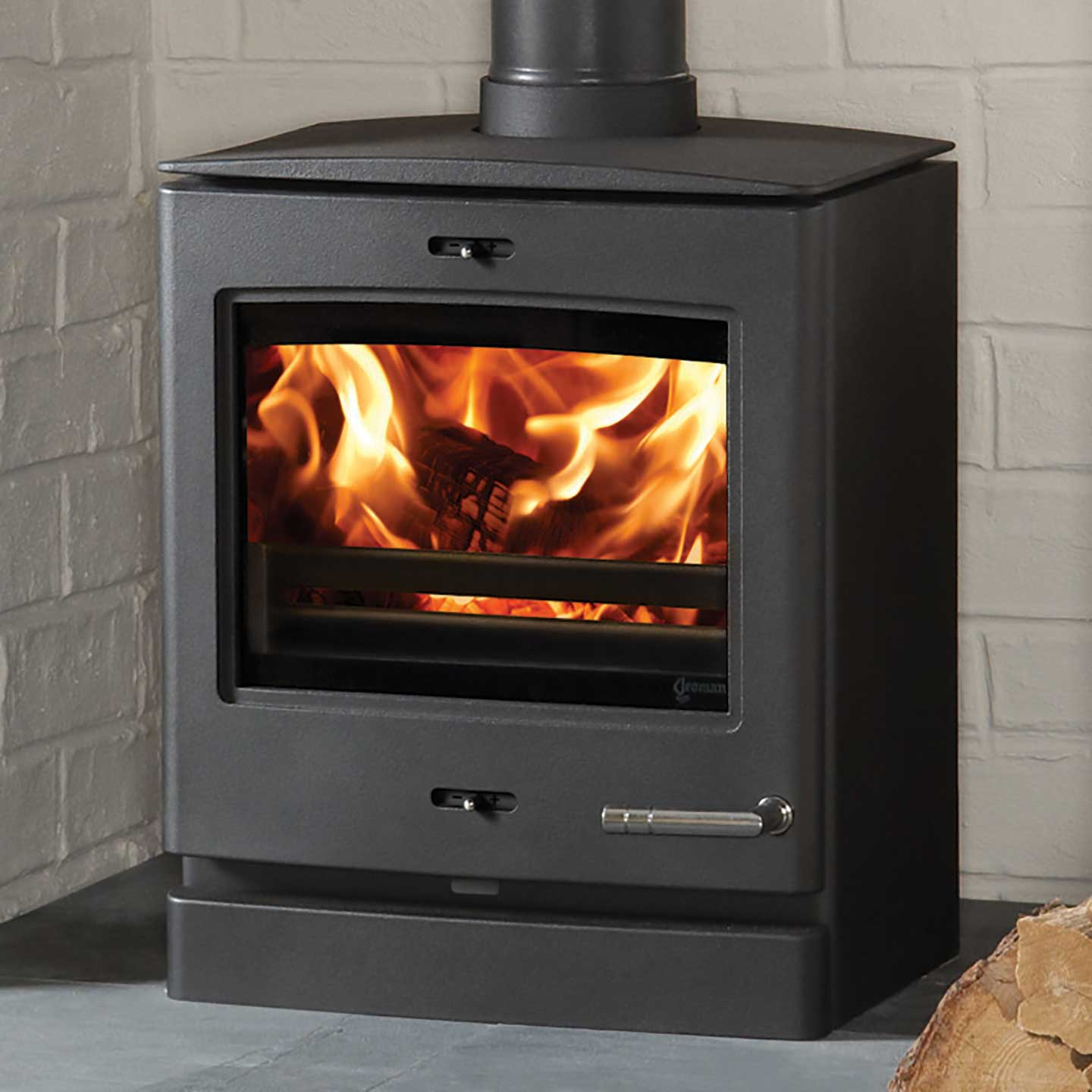 Yeoman Cl5 Multi Fuel 4 9kw Stove The Stove Site