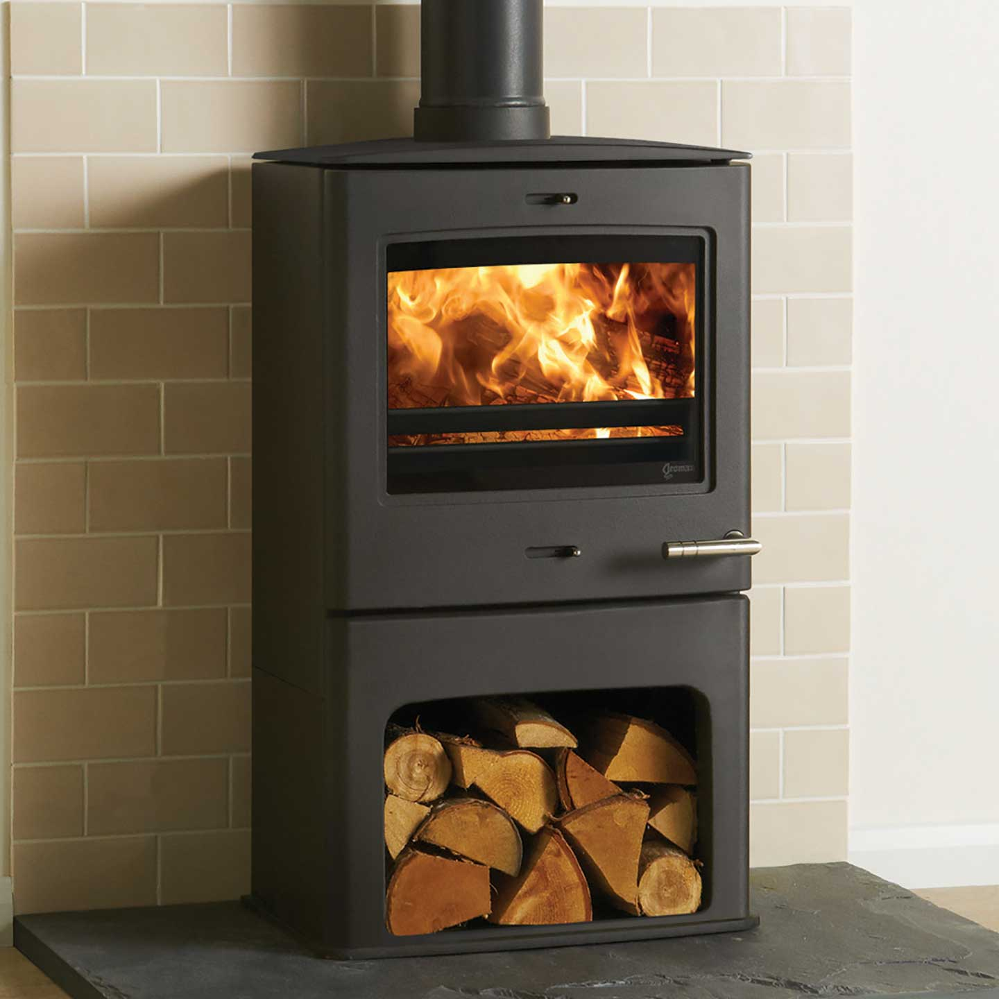 Yeoman Cl5 Midline Multi Fuel Stove The Stove Site