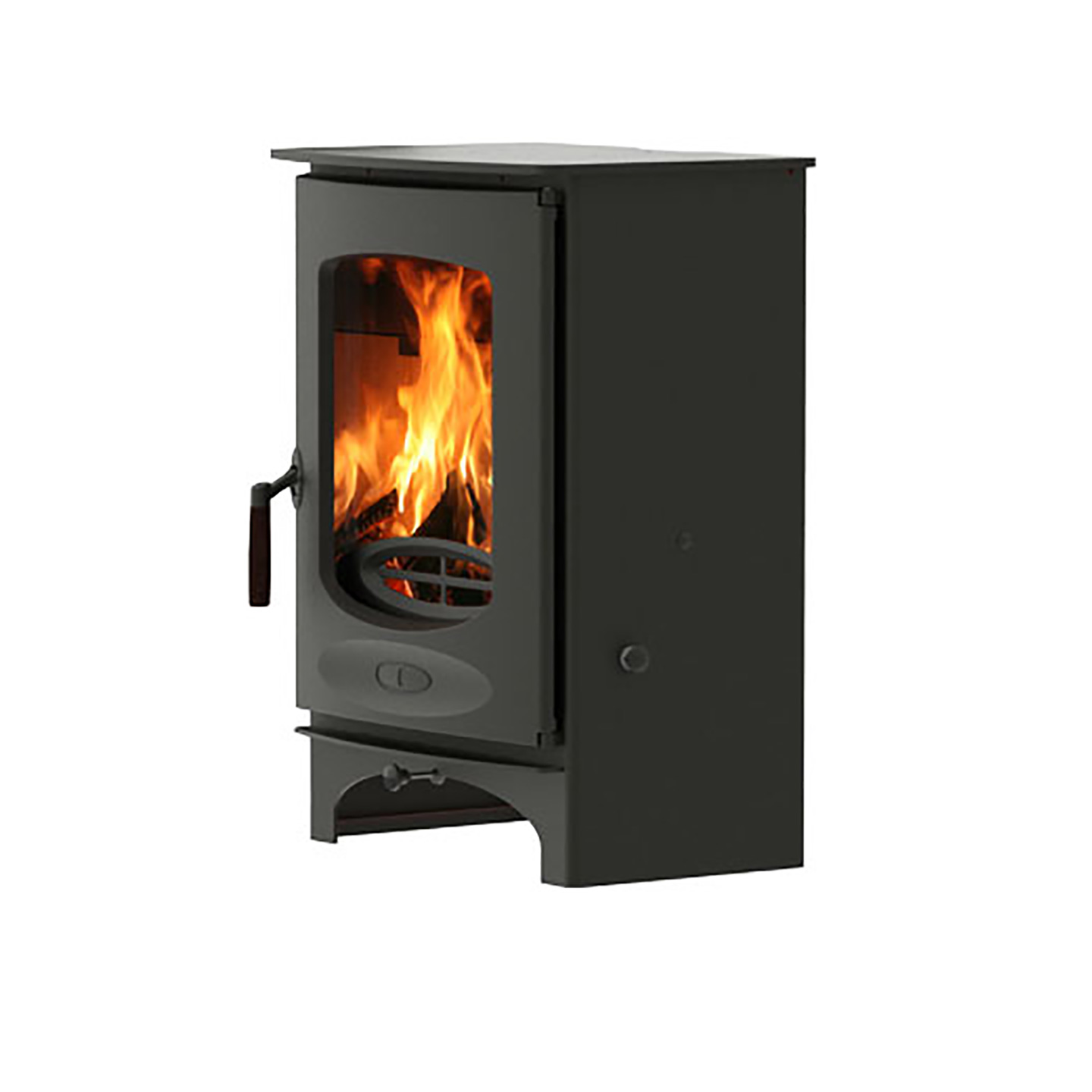 Charnwood C Eight Blu Wood Burning Stove The Stove Site