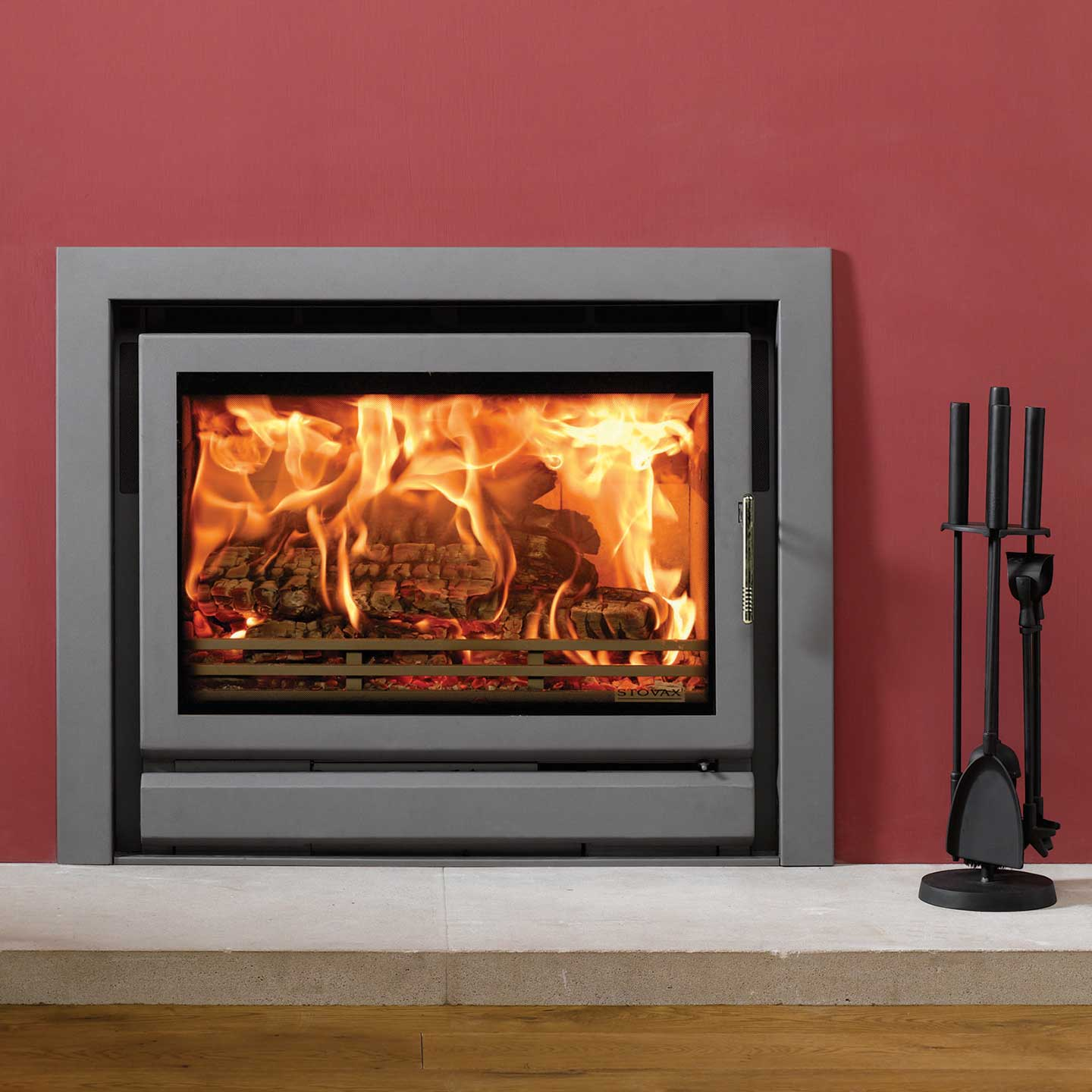 Stovax Riva 76 Inset Cassette Stove Approved Dealer