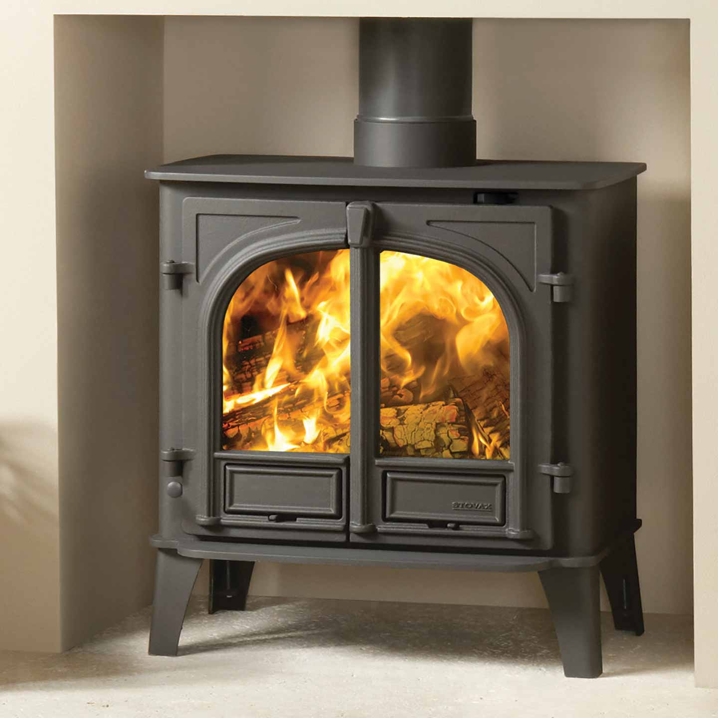 Stovax Stockton 8 Stove The Stove Site Approved Dealer