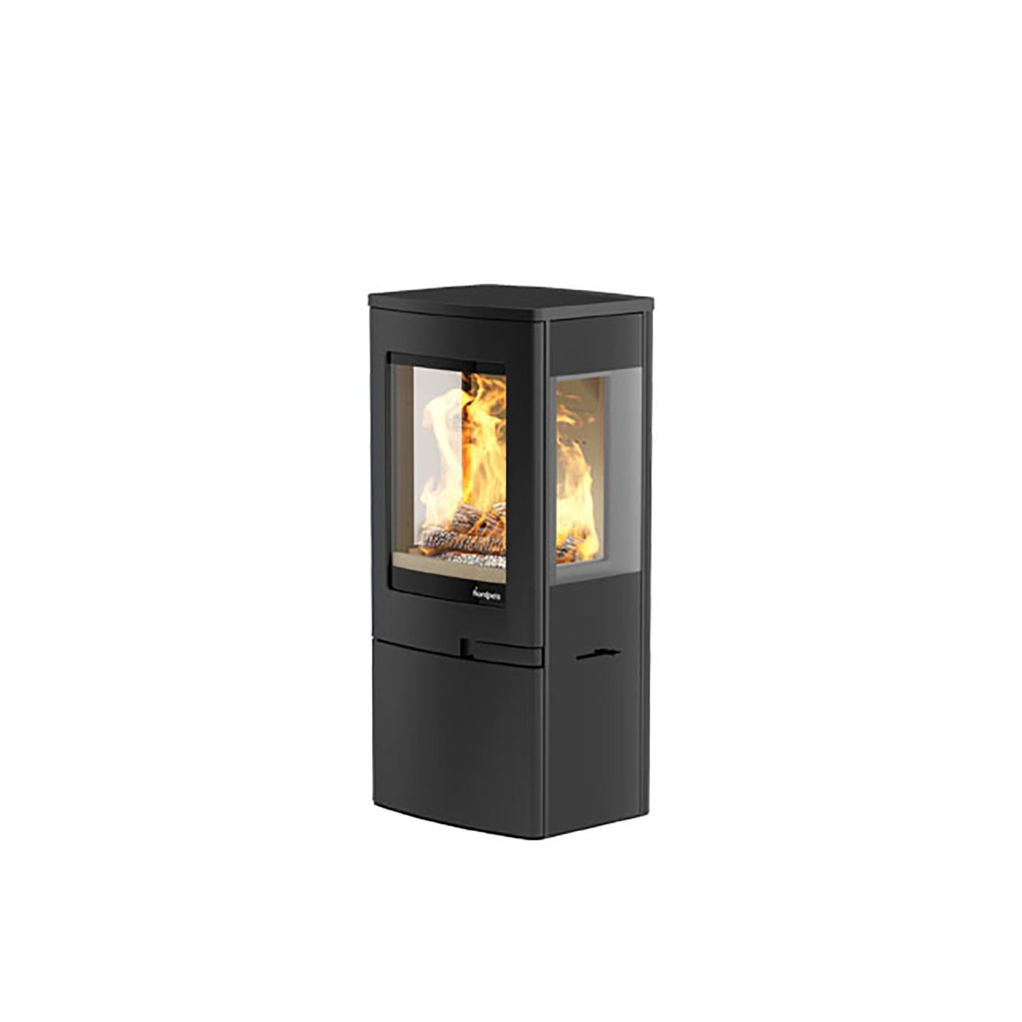 Nordpeis Uno 4 Wood Burning Stove Approved Dealer The